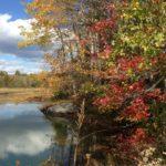 Carter Nature Preserve in Fall