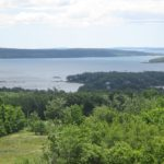 Blue Hill Bay in Summer